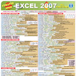Excel 2007 Functions 1